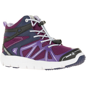 Kamik Fury HI GTX Shoes Kids dark purple